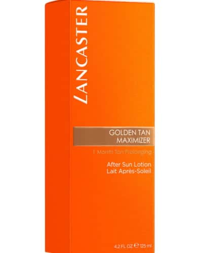 Golden Tan Maximizer